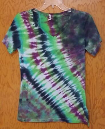 RWA Tie-Dye #92 Ladies Medium