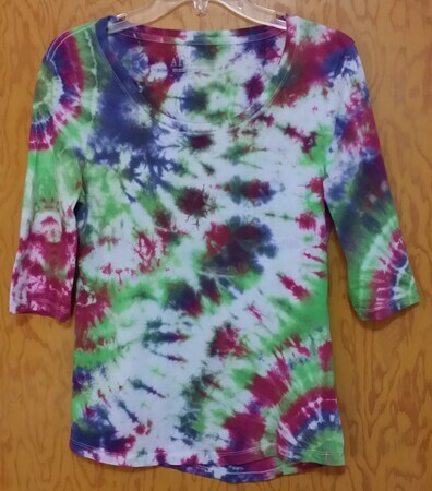 RWA Tie-Dye #98 Ladies Large