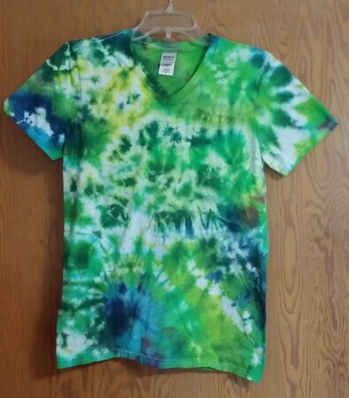 RWA Tie-Dye #17 Men's Small